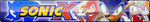 Sonic X Fan Button by ButtonsMaker