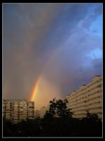 Somewhere, over the Rainbow by Wyco