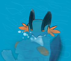Day 11 - Favorite Water Type by N4ught
