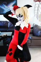 It's me, Harleen by MelodyZombie