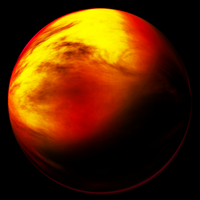 The Red Planet by Worldnewser