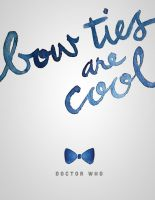 Bow Ties are Cool by hooraylorraine