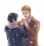 Your hands are cold... by lushan