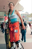Chell from Portal 2 by gottabekittenme