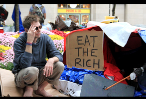 Eat the Rich by KatTheMongoose