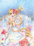 Princess Serenity by Princess--Ailish