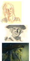 PotC sketchdump by chanso
