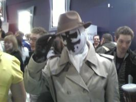 Wait In Line Rorschach by Timmy22222001