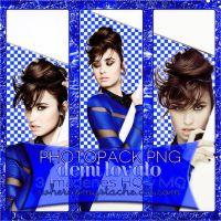 +Pack PNG - Demi Lovato by whereismystache