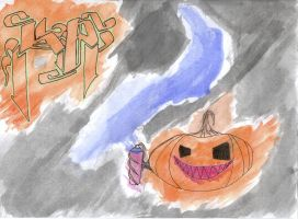 Halloween by MeQ