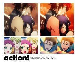Aquarion EVOL Action. by SmashReckless
