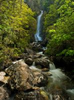 Avalanche Falls 1 by mark-flammable