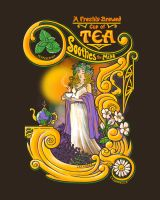 Tea Soothes the Mind by qetza