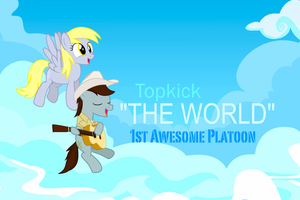 The World song by FirstAwesomePlatoon