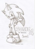 Sonic The Hedgehog 4 Tribute by Mauritaly