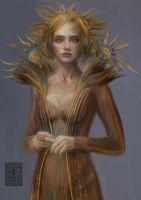 Queen of the Sun by BramLeegwater
