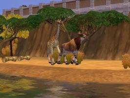 Zoo Tycoon 2: Cousins by SSJGarfield