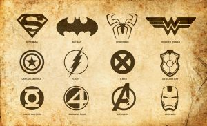 The Superheros by Visual3Deffect