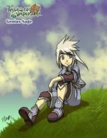 Tales of Symphonia - Genius by Tigerfog