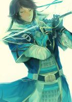 DW Sima Shi by Re-SilverFlare