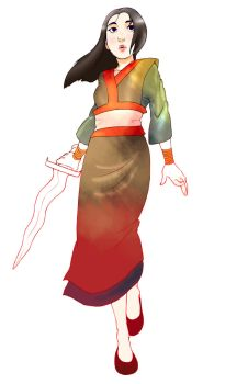 mulan by MexicanSushi