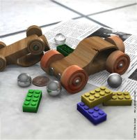 Wooden Toys by H-o-t-G-o-d