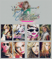 Kesha Icons by Osh-Sharif