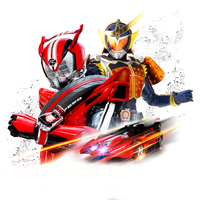 Kamen Rider Drive X Gaim MOVIE Wars: Full Throttle by Kamen-Riders