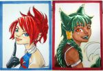 Fan Days ACEO by JPepArt