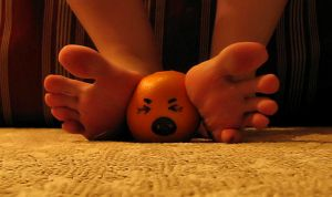 I'll Get You Annoying Orange 6 by Pies-Toes-N-Soles