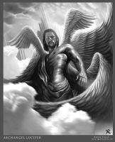 Archangel Lucifer by latent-talent