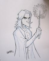 Snape Commission by stratosmacca