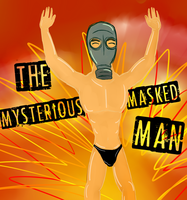 The Mysterious Masked Man by TheBoyd