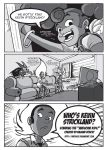 who's kevin strickland pg1 by kross29