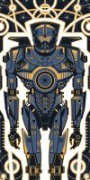 Gypsy Danger by ron-guyatt
