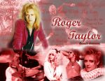 Roger Taylor and his sexiness. by PurplePenguin46