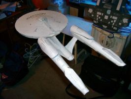 2009 Enterprise 3 by devastator006