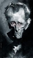 Peter Cushing, by Jeff Stahl by JeffStahl