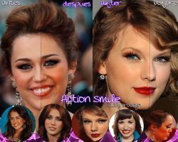 Action smile by Forever-editt