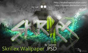 .PSD : Skrillex Pack by MakeTheEvolution