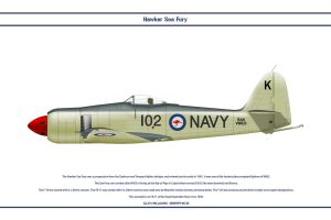 Sea Fury Australia 1 by WS-Clave