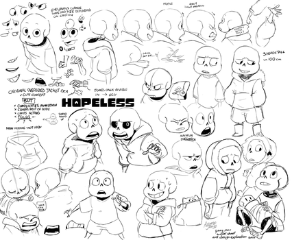 first look at HPless by ASSORTEDJELLIES