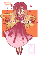 Carrie White by blue-pizza123