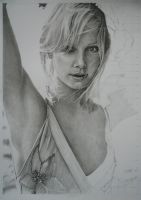 Charlize 2 WIP 3 by RTyson