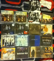 Backstreet Boys CD collection by lionessgirl2007