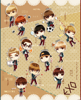 EXO by na-Miey
