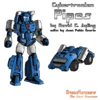 Cybertronian Pipes by TF-The-Lost-Seasons