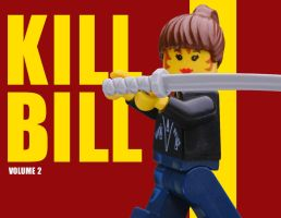 Lego Kill Bill Volume Two by halley