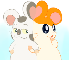Remember I'm Your Ham by nishi