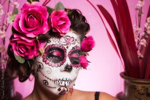 Star Sugar Skull Shoot 6 by Daniel-Mcleod